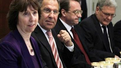 Russia calls new Israeli settlement construction 'major concern'