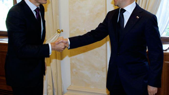 """Russia-NATO summit results """"inspiring"""" – Medvedev"""