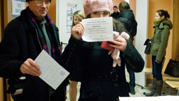 Latvian referendum 'a spit' at European Rights Court