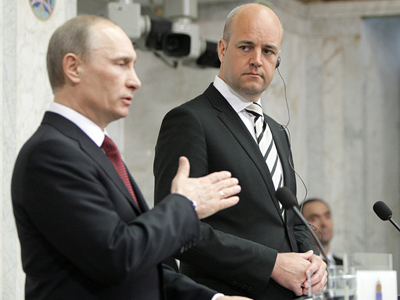 "Opposition rules out joining Putin's ""Popular Front"""