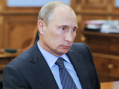 Putin proposes 'cutting off' something from N. Caucasus separatists