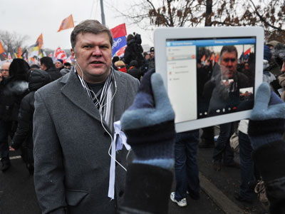 Russian opposition thinks big with megaparty plan