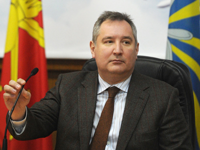 Rogozin calls on Russian nationalists to assume rightful role