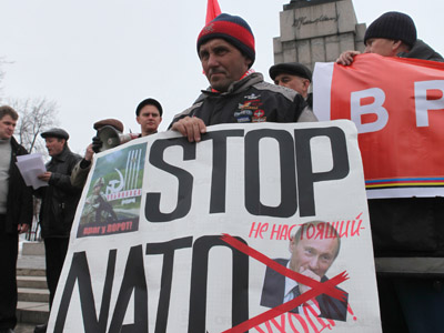 Logistical nightmare: Russia leads NATO out of Afghan trap