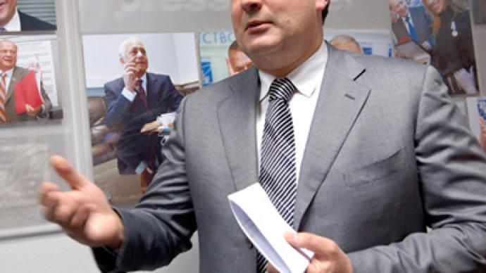 Russia's NATO ambassador said to return to domestic politics