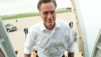 Mitt Romney invested heavily in his 'number-one foe'