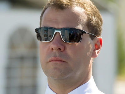 To run or not to run, I cannot fail to tell – Medvedev