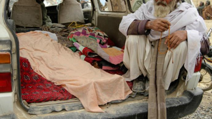 Russia: punish those involved in US Afghan massacre