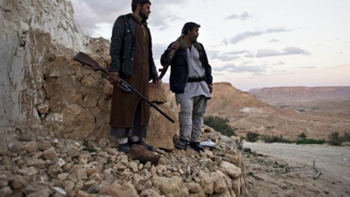 Russia warns Arab aftershocks may rattle North Caucasus