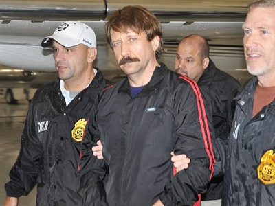 Viktor Bout's wife claims unfair treatment by US security