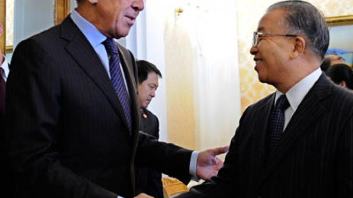 Russia, China say bypassing UN rules is 'impermissible'
