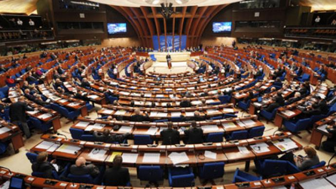 Russia condemns PACE resolution on its commitments, promises vote against