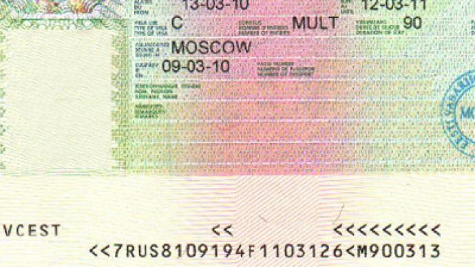 Russia slams Estonia visa ban for journalist