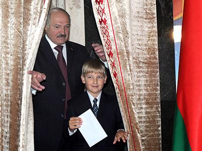 Western democracy 'unacceptable' for Belarus - Lukashenko