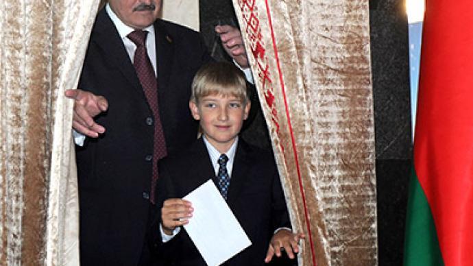 Russia, Europe lock horns over Belarus elections
