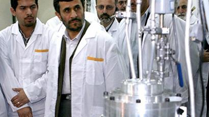 Iranian FM says Tehran to resume talks after nuclear equipment upsets Israel, US