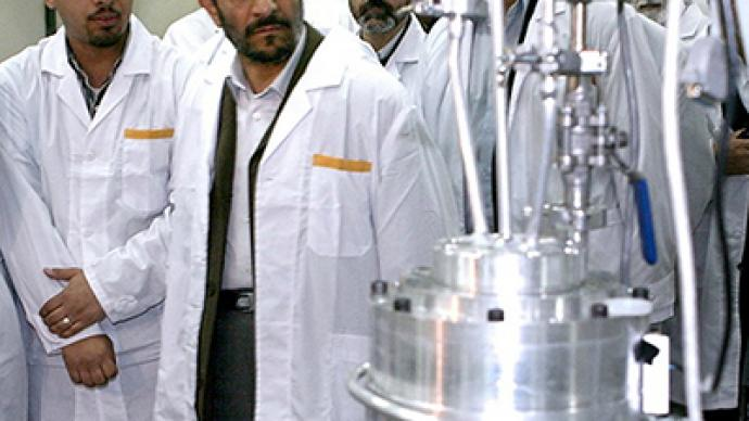 Iran's move to upgrade centrifuges is within legal limits - Lavrov