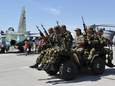 Kyrgyzstan may not renew US lease on base