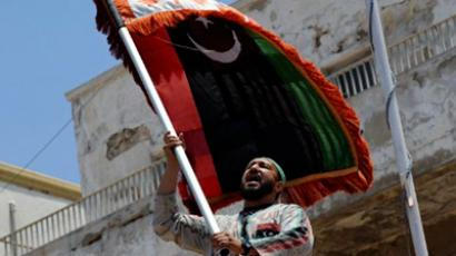 World diplomacy seeking to decide Libya's fate