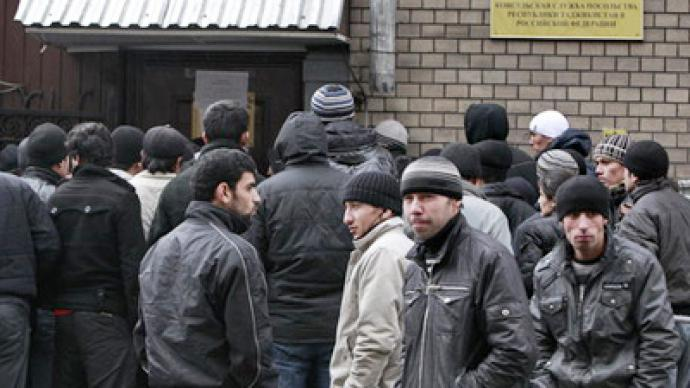 "Russian migration service official fired for ""racial"" statements"