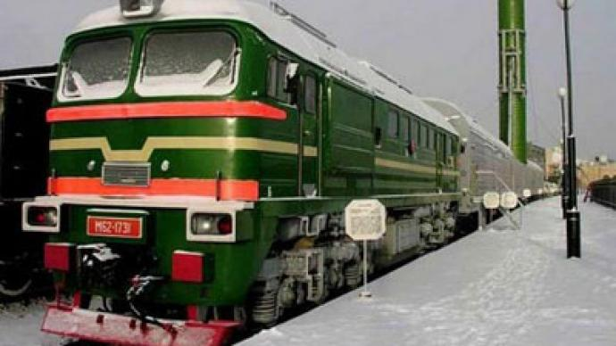 Rail wars? Russia ponders new railroad-based missile systems