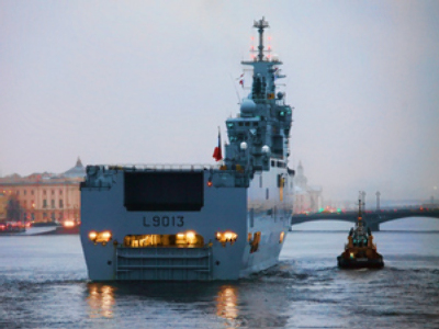 Russian Navy on course to buy Mistral ships