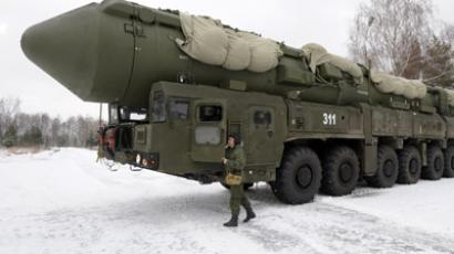 Russian military geared to 'modern threats, not attack'