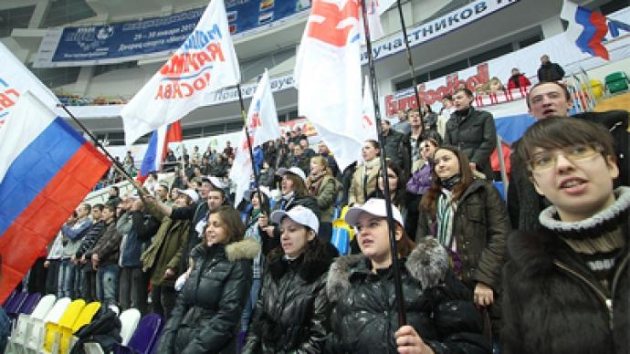 United Russia organizes youth primaries