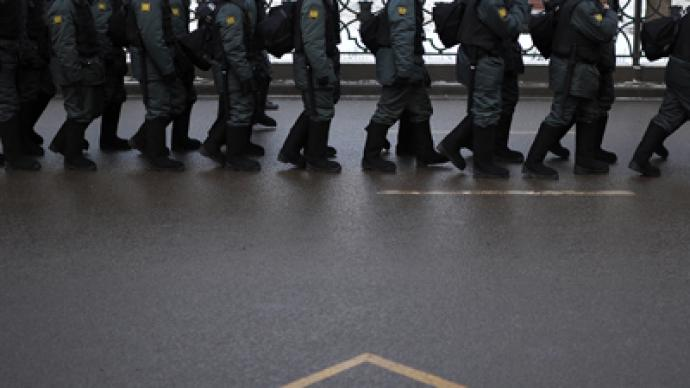 Russia introduces lie-detector tests for police applicants