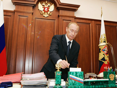 Post-election Russia: Putin's new ideology