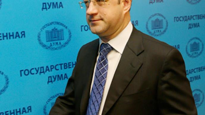 Fair Russia co-chairman reportedly moves to Popular Front
