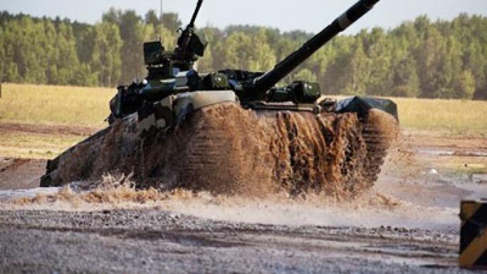 Russia's NATO envoy pushes for defense industry overhaul