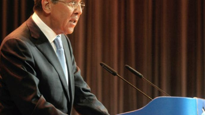 'Sidelines no place for Russia on AMD' - Lavrov