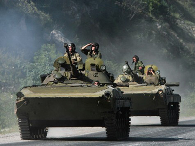 Russia to seal military deal in South Ossetia and Abkhazia