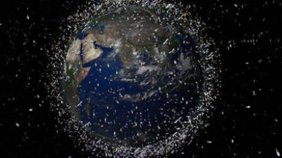 Space junk threat 'critical'