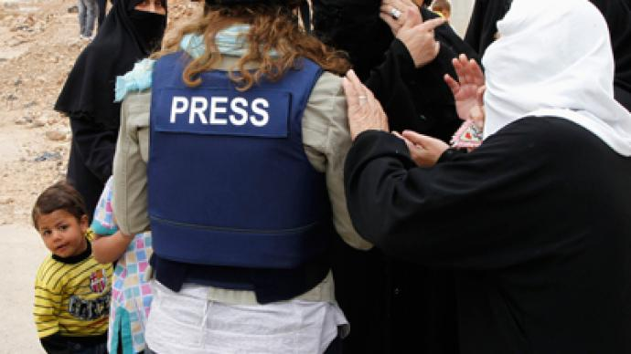 Russia calls for protection of journalists in Syria