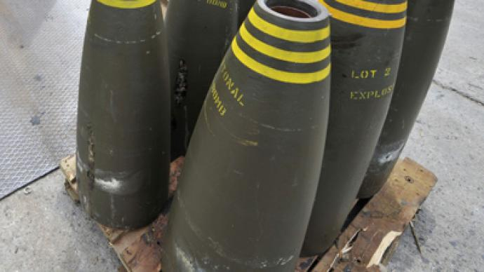 No proof of Russian cluster bombs in Syria - Lavrov