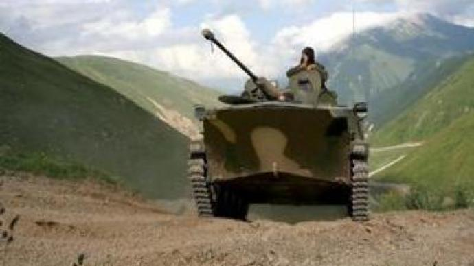 Russia to conduct large-scale war games in Caucasus