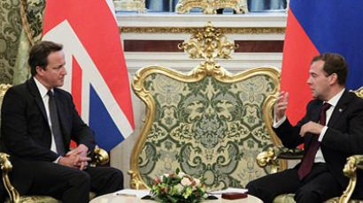 Conspiracy theory solved: British interpreter missed Cameron's note