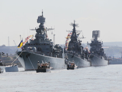 Russian Black Sea fleet can save Crimea's underwater world