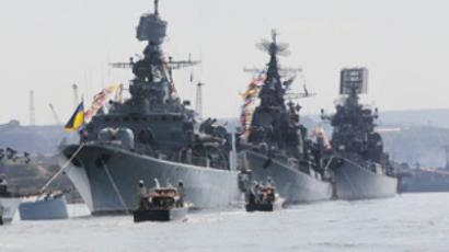 Ukraine's parliament won't annul agreement on Russian Black Sea Fleet