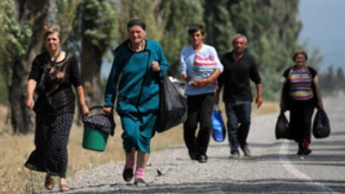 """Russia warns of """"confrontational"""" UN document on refugees"""