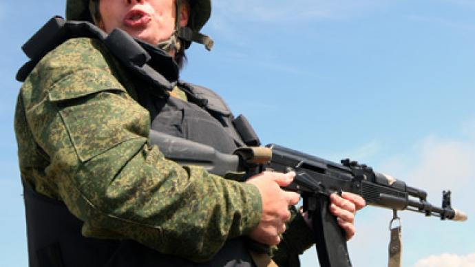 Yes, Ma'am? United Russia deputy supports military draft for women