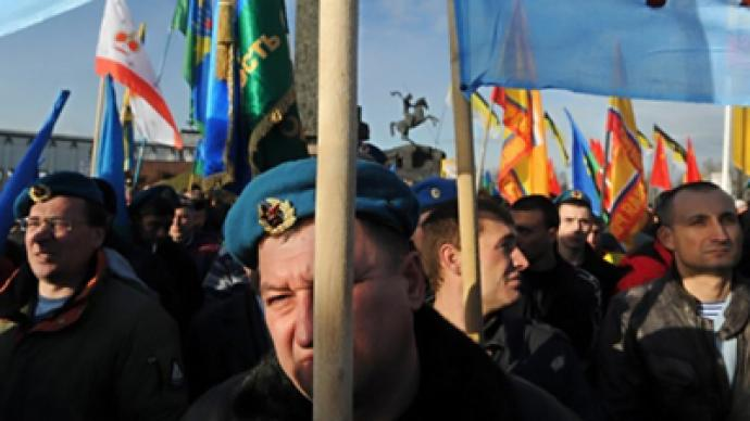 Russian army to be reformed despite protest