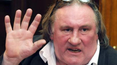 'I want to be tsar of Saransk': Depardieu officially-registered Russian resident (VIDEO)