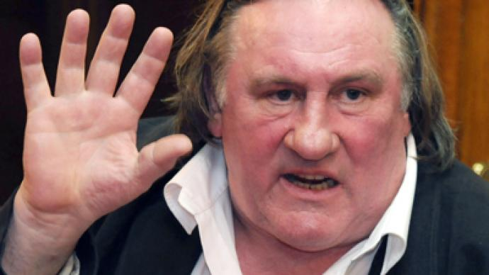 Russian communists offer Depardieu party membership