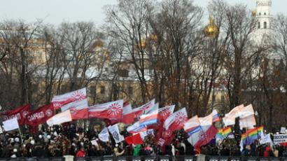 Moscow to get own Hyde Park as rallies loom