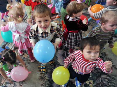 Nanny state? Moscow to monitor Russian orphans in US