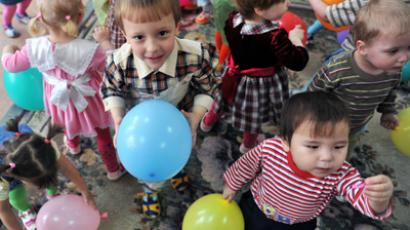 Fair Russia submits parliamentary request to annul ban on US adoptions