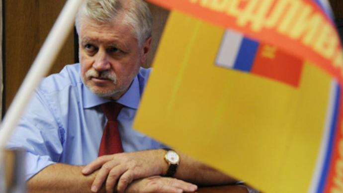 Russian NATO envoy wants his Motherland back